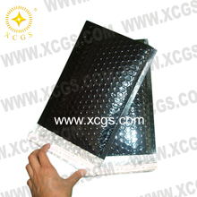 """Metallic Glamour Bubble Mailers Padded Shipping Mailing Envelopes Bags Green - 7"""" x 6.75"""""""