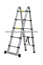 tasc telescopic ladder,werner A type aluminium ladder