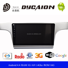 Android 4.4.4 system car dvd player stereo radio for vw lavida/bluetooth gps wifi 3g aux in usb sd/10 inch 2 din car dvd player