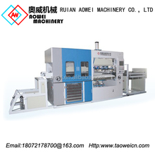 Blister PP Plastic Packing Machine For Disposable Bakery Tray