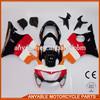 High quality cheap custom for HONDA 04-07 cbr600rr fairings for scooter