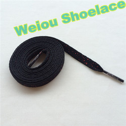 Weiou checkered shoe laces basketball shoelaces easy laces