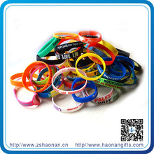 Magnetic basketball silicone wristband for adult