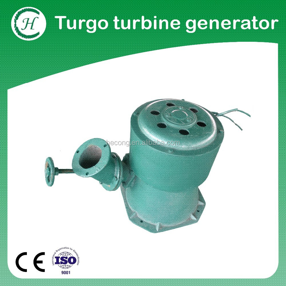 mini pelton water turbine 5kw
