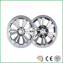 custom made high precise and quality aluminum alloy wheel for motorcycle