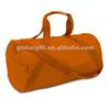 orange duffle bags