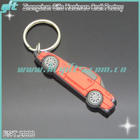 2014 Cheap PVC taxi keychain, mini car shape PVC keyring ,soft PVC keychain