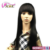 Hot Selling Top Quality Wholesale Remy Human Hair Long Hair China Sex Woman Wig