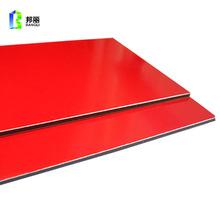 Red Color 4mm/5mm Aluminum Composite Panel,ACM
