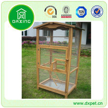Wholesale wooden bird cage