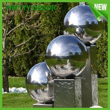Water Fountain Sphere Garden Decoration Equipment