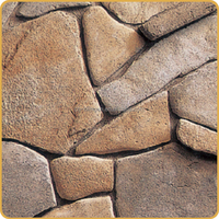 Artificial art stone for wall decoration