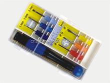 Hand Tools Type 7 Piece Eyeglass Screwdriver Set