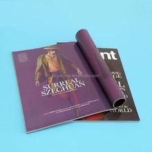 Custom magazine printing, catalogue printing , book printing