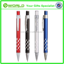 High Quality Promotional Logo Printed Metal Pens Click Ballpoint Pen