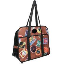 Factory Price Removable Interior Tether Design Cat Dog Carrier Bag