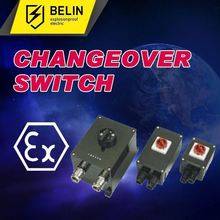 Explosion proof Voltage Selector Switches