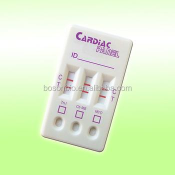 Plasma cardiac panel test card buy test card panel test card cardiac