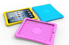 silicone tablet pc cover rubber flat pc case