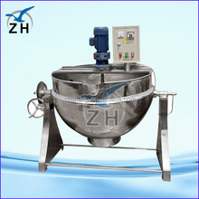 200l jacketed kettle 1000l jacketed kettle /stainless steel jacket kettle double coffee pot maker