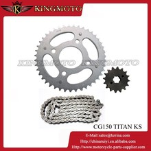 Experienced CNC Machining Service Precision CNC Aluminum Machining Motorcycle Bicycle Sprocket Wheel for Every Sizes CG150