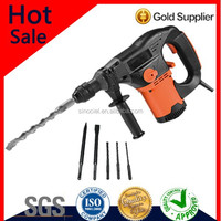 Professional 26mm rotary hammer (z1c-ng-26) from 900W to 1500W