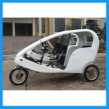 electric recumbent trike passenger