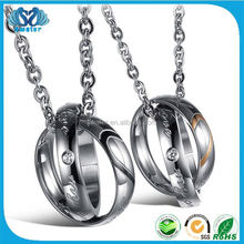 Long Chains Silver Necklace Fashion