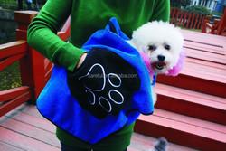 Microfiber Pet Wipe&Drying Towel Non-irritating Dog Health Cares Towels Super Soft