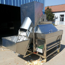 Hot !!! Factory Supply Stainless Steel Onion Peeling Machine