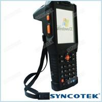 Wifi GPRS Bluetooth Handheld Barcode Scanner+ UHF RFID Reader Writer