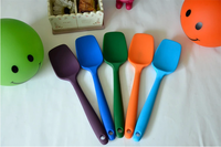 names of kitchen utensils silicone shovel,shovel,spoon,spatula