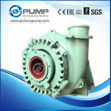 low price high volume centrifugal mining dredge gravel suction slurry pump sale