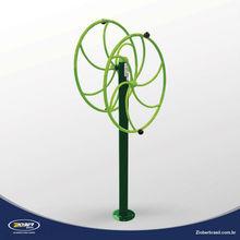 Spinner Vertical Doble para areas de parque fitness exteriores