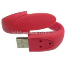 wholesale high quality OEM wrist usb flash drive