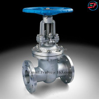 High Quality High Pressure Gate Valve with Factory Price