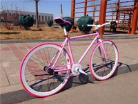 "26"" steel racing bicycle buy sell fixed gear malaysia"