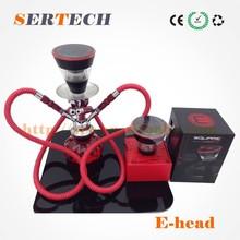 Wonderful design for new e hookah head ,perfect vapor and flavors ,nice smoke taste