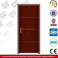 Concise et haute- pvc de qualité en bois décoration cadre de porte