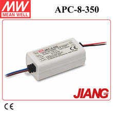 8W LED Driver 350mA APC-8-350 Meanwell AC/DC Single Output Constant Current Power Supply
