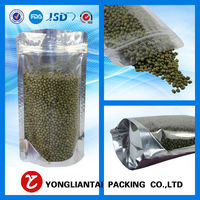 NO.2044 Clear Transparent Laminated Vaccum Bag In Pet