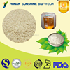 Good reputation supplier of Rice bran oil P.E. powder 98% Ferulic acid