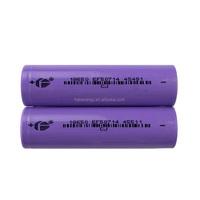 18650 3.7 V 2000mAh lithium battery