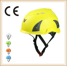 yellow industry safety helmet, safety soft helmet ce approved, plastic safety helmet mold