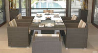 Hot Sell Outdoor Waterproof catering tables and chairs