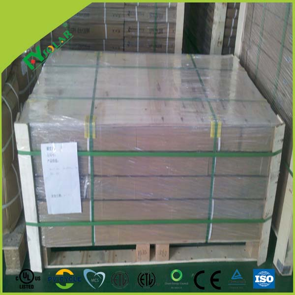 250w 폴리 최적의 가격 와트 태양 전지 패널 당