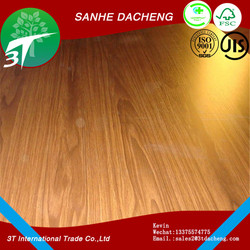 China E1 raw mdf board/melamine mdf with good prices