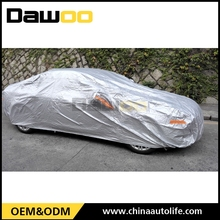 Resist Dust Automatic Oem High Class 4 Layer Non Woven Fabric Car Cover