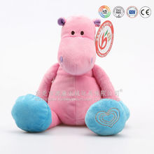 Baby plush and stuffed cow toy(ICTI audit)