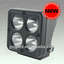 Lightstorm new Powerful! exw price 40W 4X4 LED work light TRUCK/JEEP/MOTORCYCLE/SUV/UTV/ATV